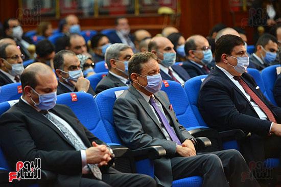 مؤتمر الهيئة الوطنية للانتخابات (3)