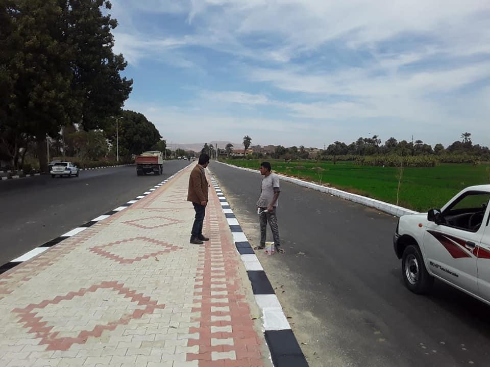 المسارات السياحية المؤدية إلى مقابر وادى الملوك والملكات ومعبد حتشبسوت (6)