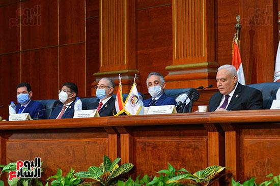 مؤتمر الهيئة الوطنية للانتخابات (17)