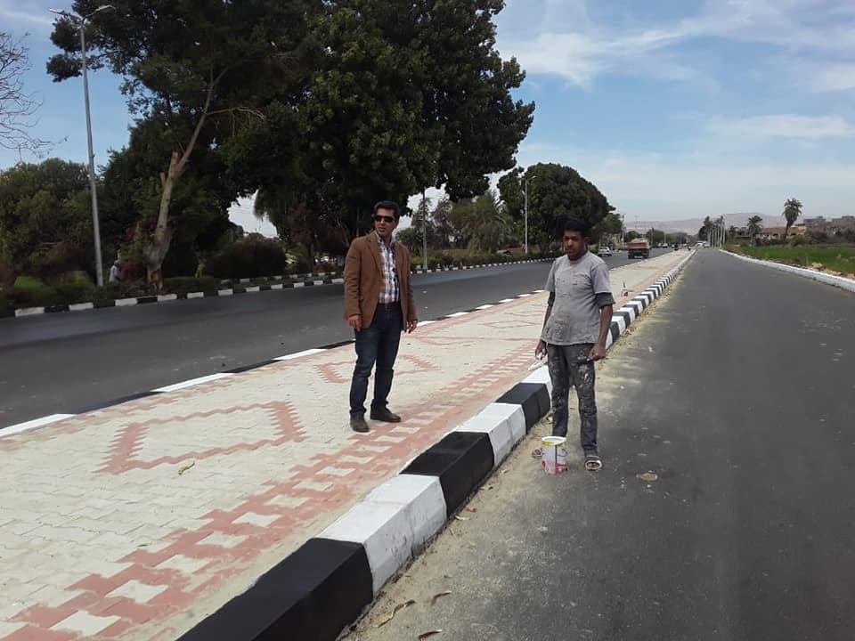 المسارات السياحية المؤدية إلى مقابر وادى الملوك والملكات ومعبد حتشبسوت (23)
