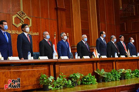 مؤتمر الهيئة الوطنية للانتخابات (1)