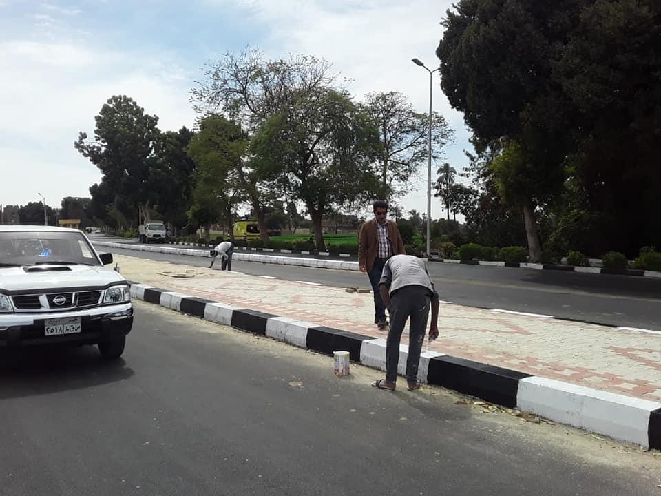المسارات السياحية المؤدية إلى مقابر وادى الملوك والملكات ومعبد حتشبسوت (24)