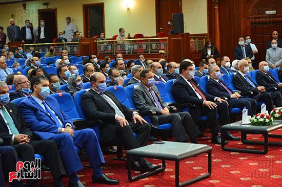 مؤتمر الهيئة الوطنية للانتخابات (4)