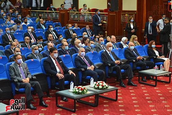 مؤتمر الهيئة الوطنية للانتخابات (11)