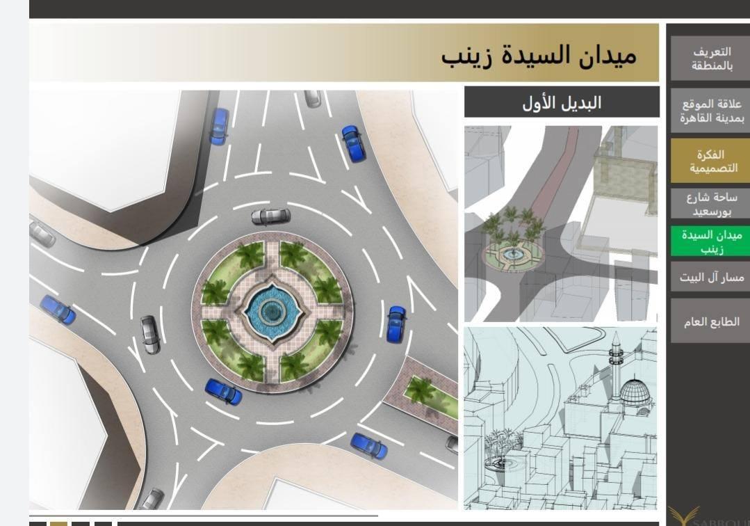 مشروع إحياء مسار آل البيت بالقاهرة (10)