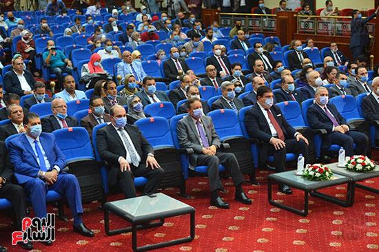 مؤتمر الهيئة الوطنية للانتخابات (9)