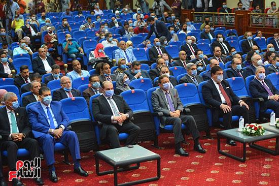 مؤتمر الهيئة الوطنية للانتخابات (7)