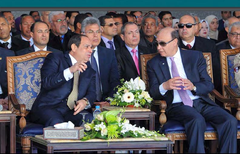 الرئيس السيسى يفتتح المرحلة الأولى من مشروع الاستزراع السمكى فى 28 ديسمبر 2016