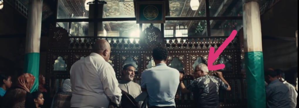 ما هو دور  أحمد السبكى فى فيلمه صاحب المقام