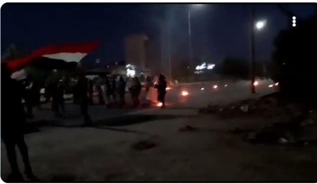 انتشار أمني مكثف في محيط البرلمان العراقي بالبصرة (3)