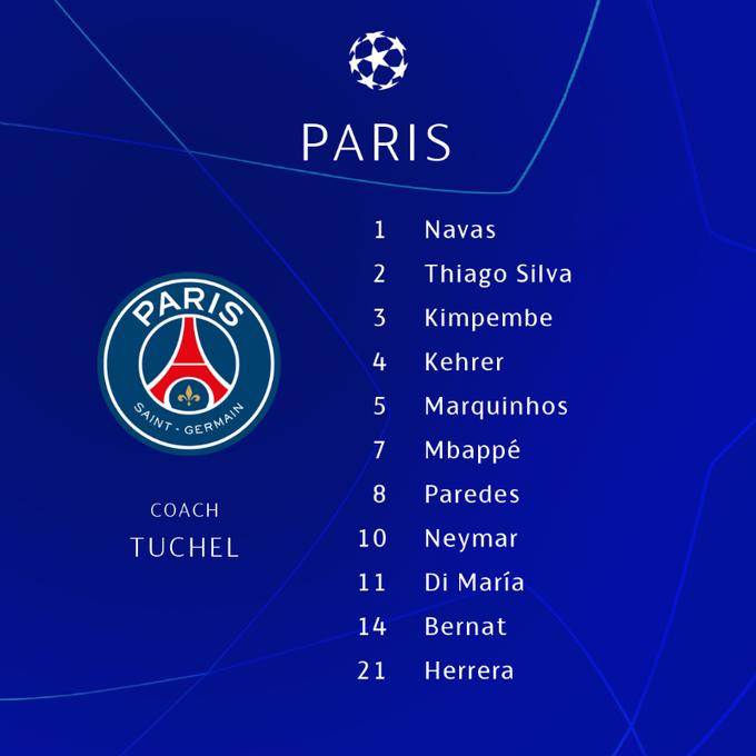 تشكيل باريس
