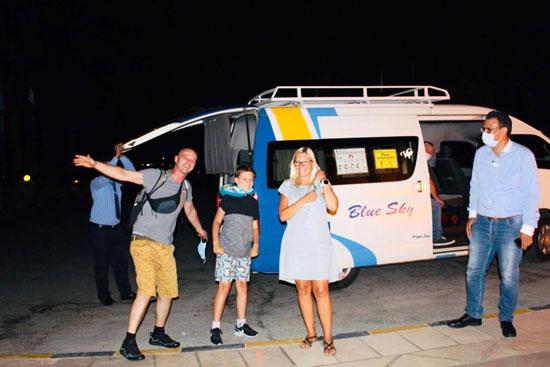 الأوربيون يصلون لشواطئ مالديف مصر من جديد (4)