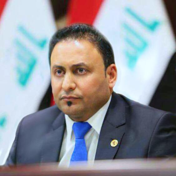 حسن الكعبى نائب رئيس البرلمان العراقى