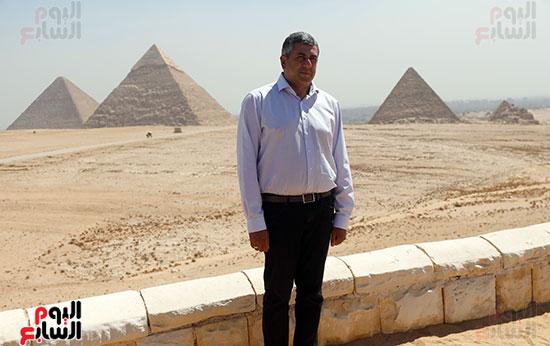 جولة وزير الآثار ورئيس هيئة السياحة   (34)