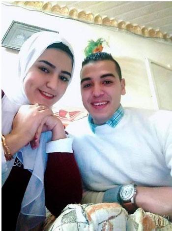أسرة عروس الجنة تتلقى عزاءها بدلا من التهنئة بزفافها في طوخ (3)