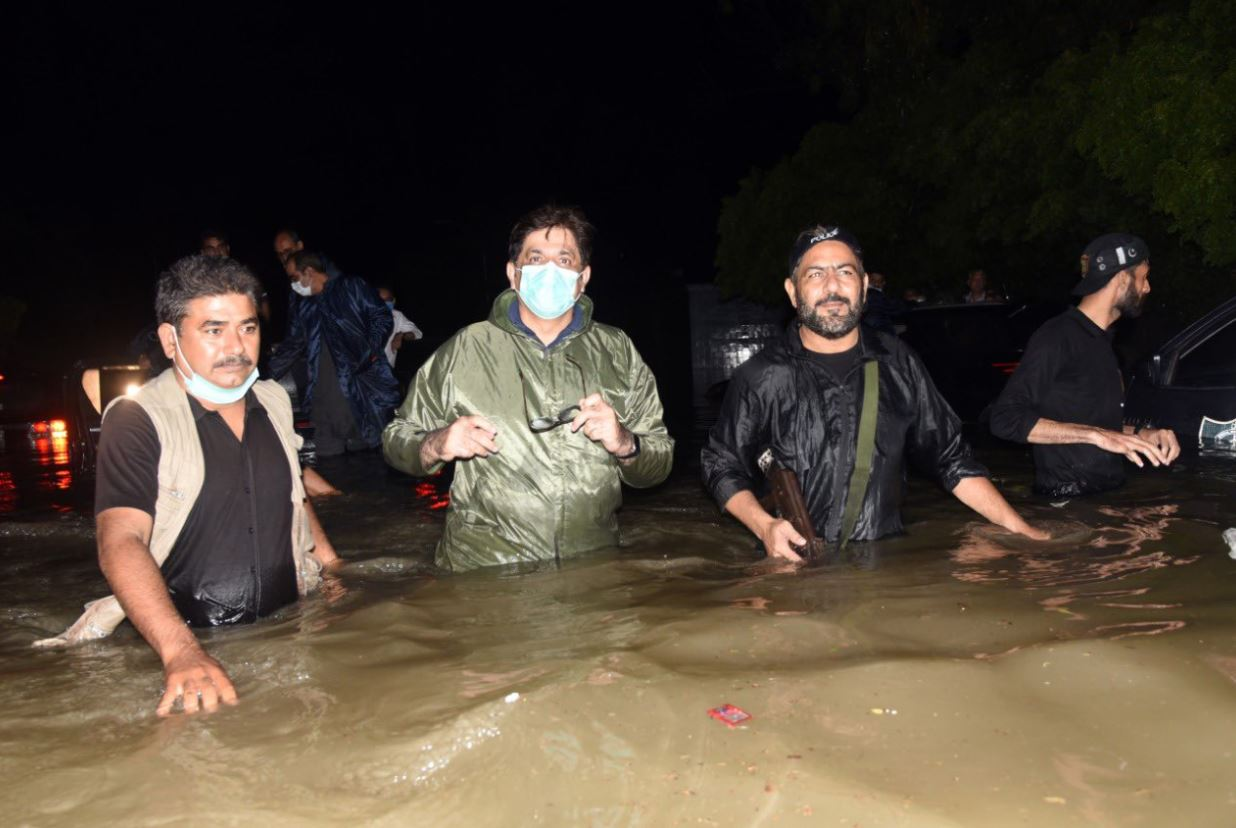 سيول في كراتشي