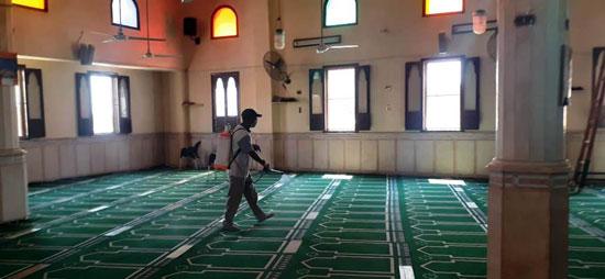 تعقيم المساجد (4)