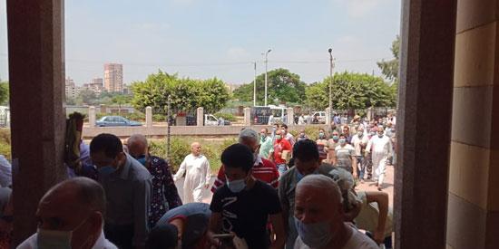 اقبال المصلين على المساجد بالقليوبية (6)