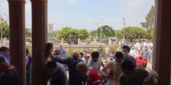 اقبال المصلين على المساجد بالقليوبية (1)