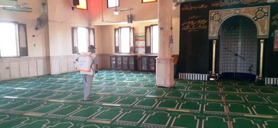 تعقيم المساجد (3)