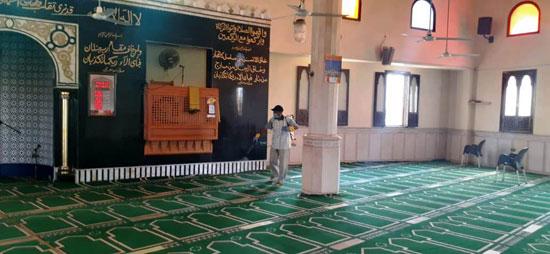 تعقيم المساجد (2)