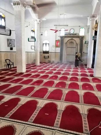 تعقيم المساجد (11)