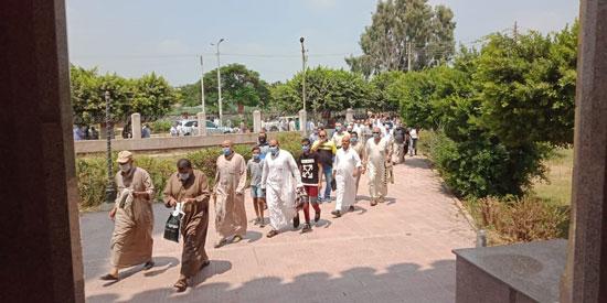 اقبال المصلين على المساجد بالقليوبية (4)