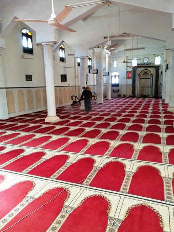 تعقيم المساجد (6)