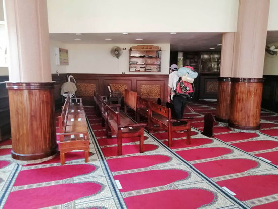 تعقيم المساجد (12)