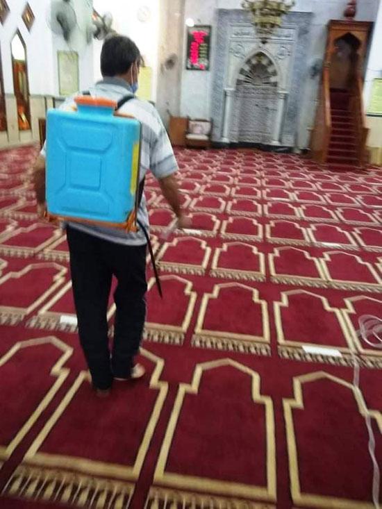 تعقيم المساجد (1)