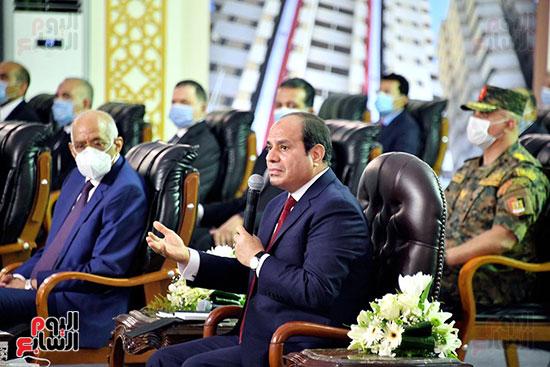 الرئيس-السيسي-يؤكد-قدرة-الدولة-على-مواجهة-كافة-التحديات