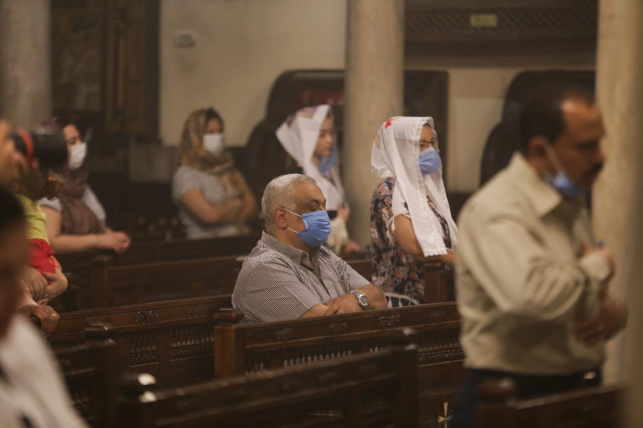 الصلوات فى الكنائس (1)