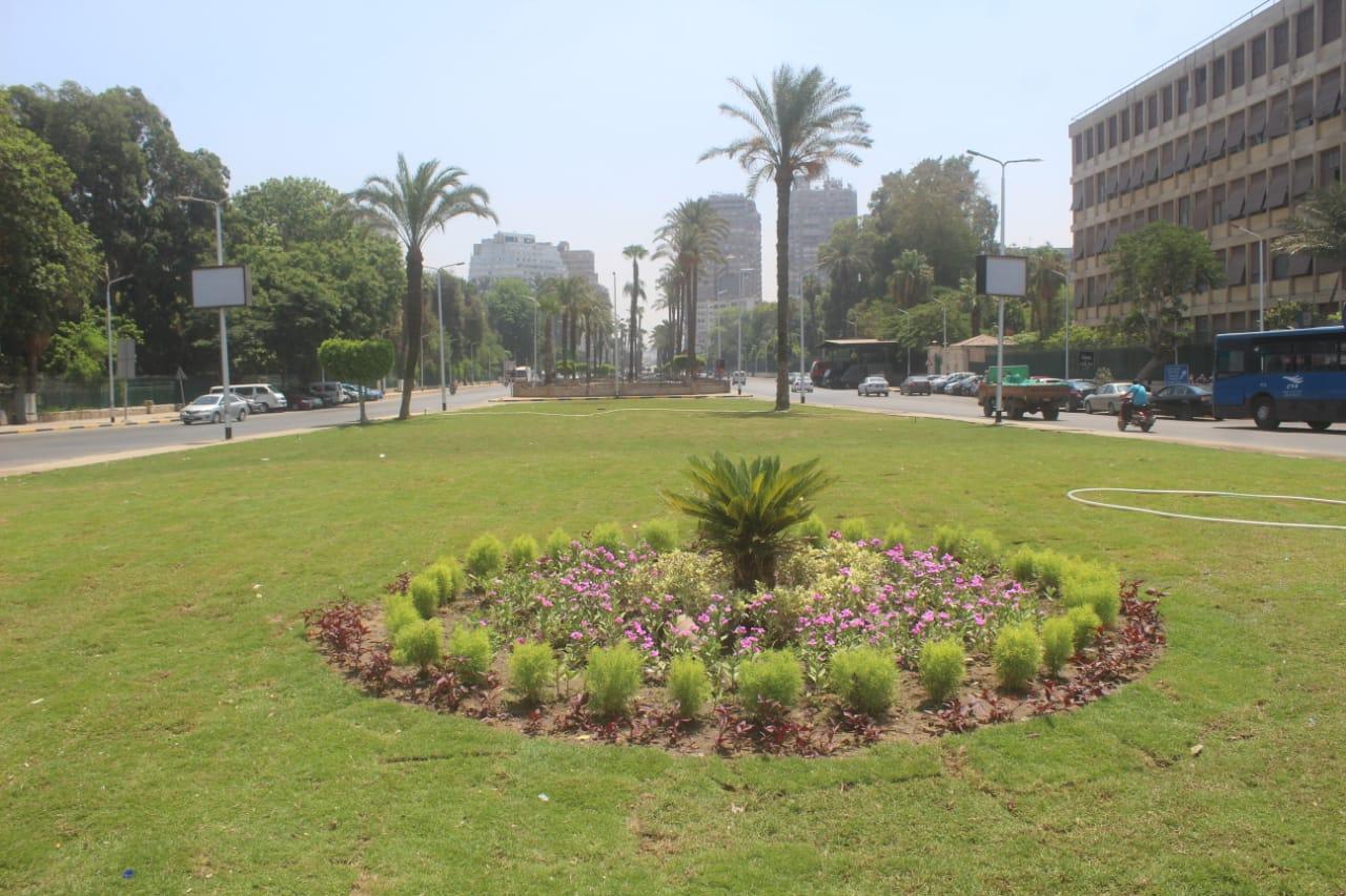 محافظة الجيزة مخلفات وقمامة فى عيد الاضحى (11)