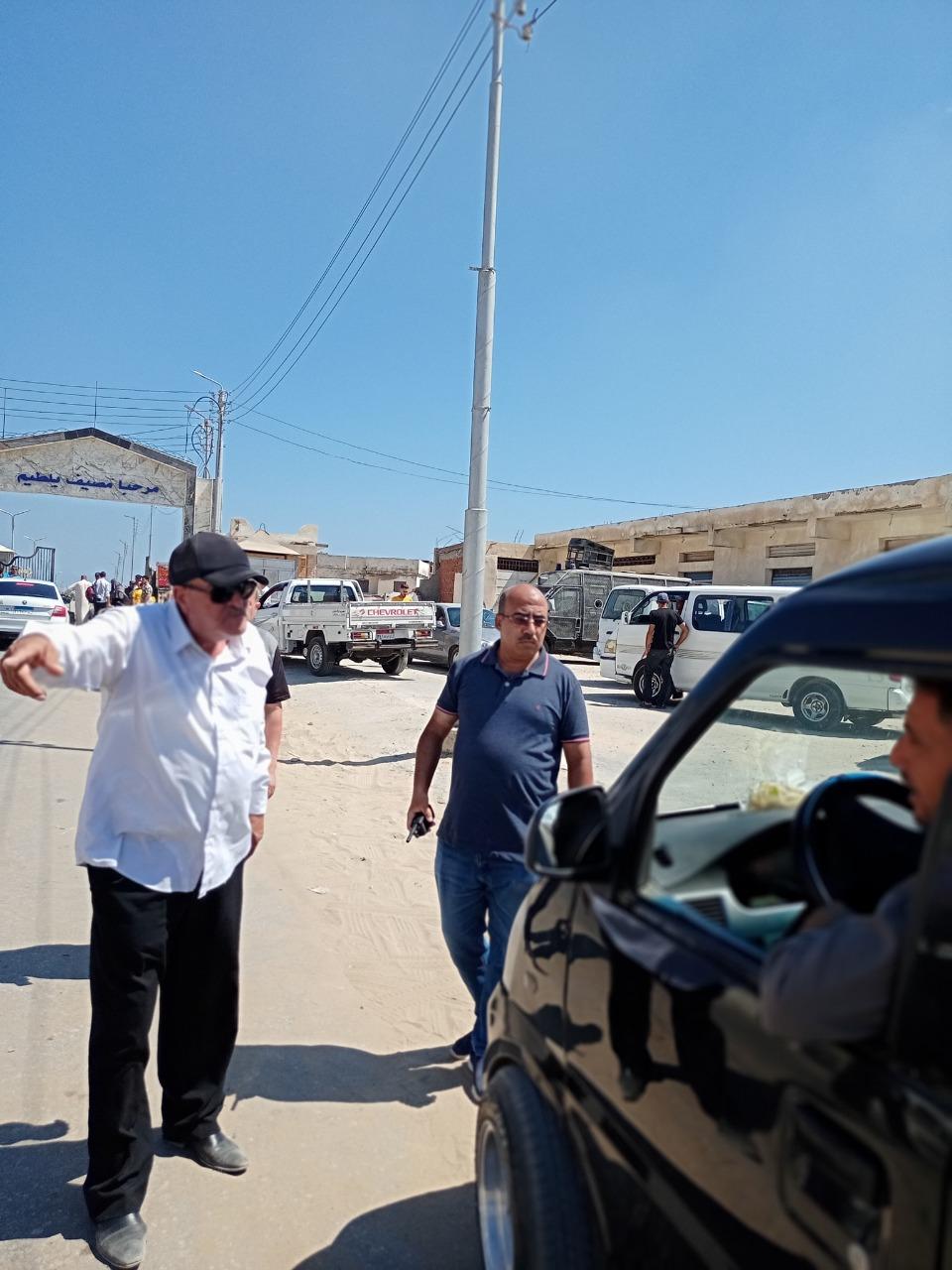 غلق كورنيش النيل بكفر الشيخ (5)