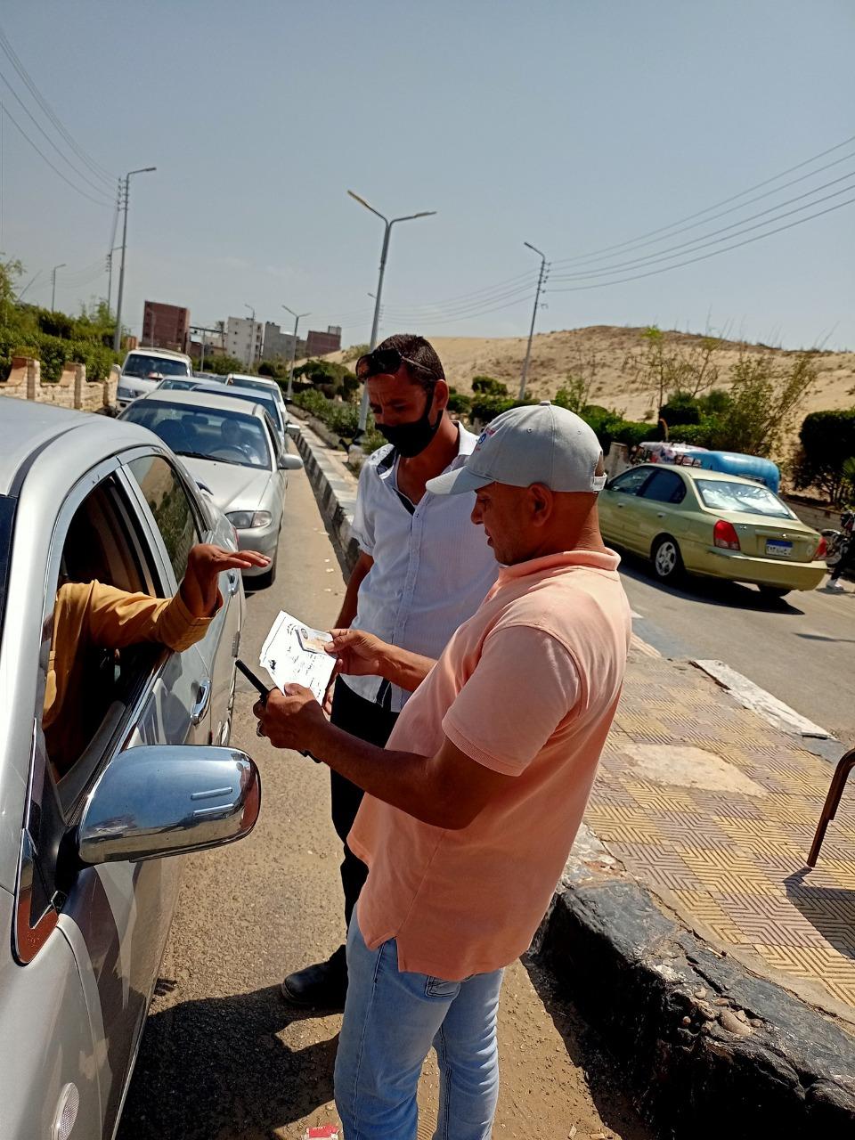غلق كورنيش النيل بكفر الشيخ (3)