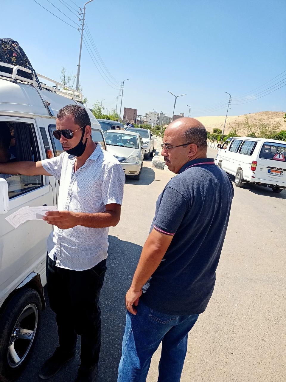 غلق كورنيش النيل بكفر الشيخ (8)