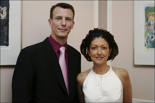 الأمير يواكيم و ألكسندرا مانلي