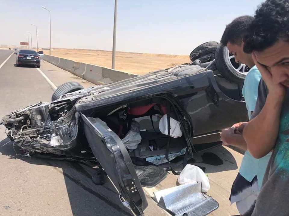 صور من الحادث (2)