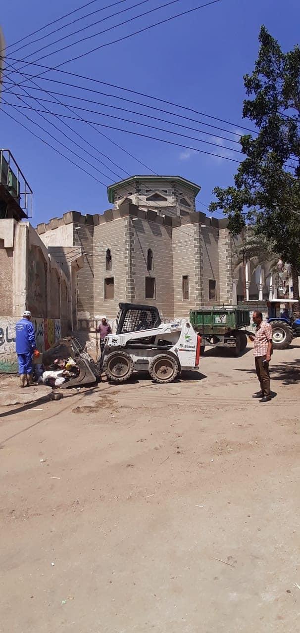 غلق كورنيش النيل بكفر الشيخ (6)