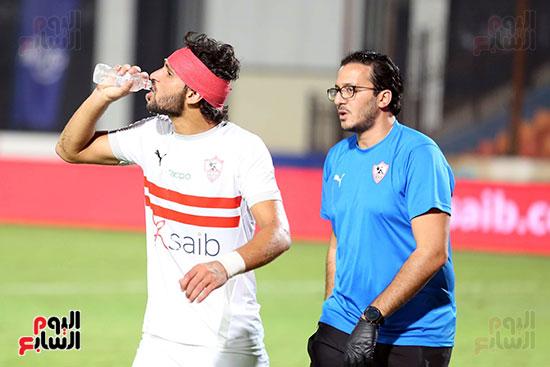 اصابة محمود علاء (2)