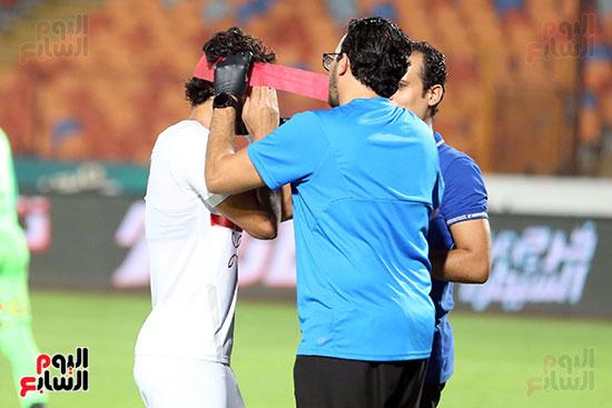 اصابة محمود علاء (4)