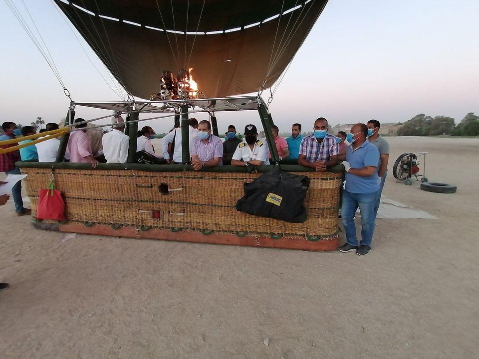السياحة أولاً وأخيراً فى محافظة الأقصر (6)