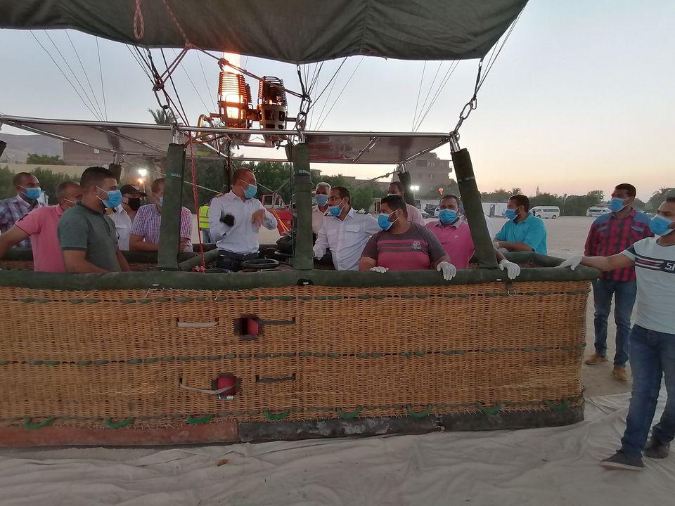 السياحة أولاً وأخيراً فى محافظة الأقصر (7)