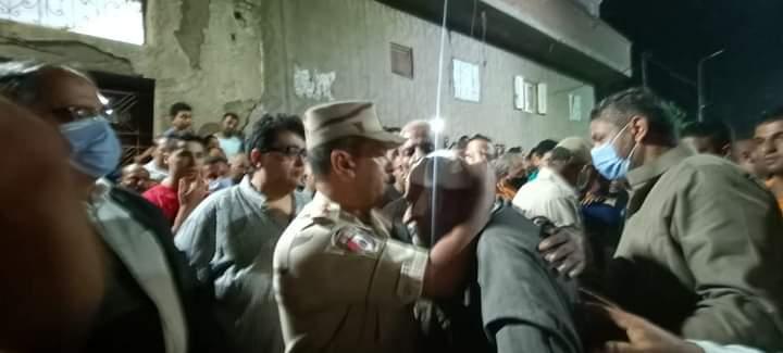 جنازة شهيد الواجب الوطنى النقيب محمد عادل المعصراوى (4)
