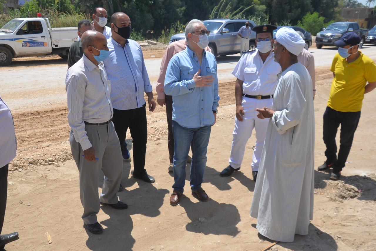 السياحة أولاً وأخيراً فى محافظة الأقصر (2)