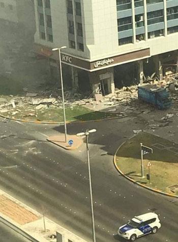 انفجار-المطعم-فى-ابو-ظبى-(1)