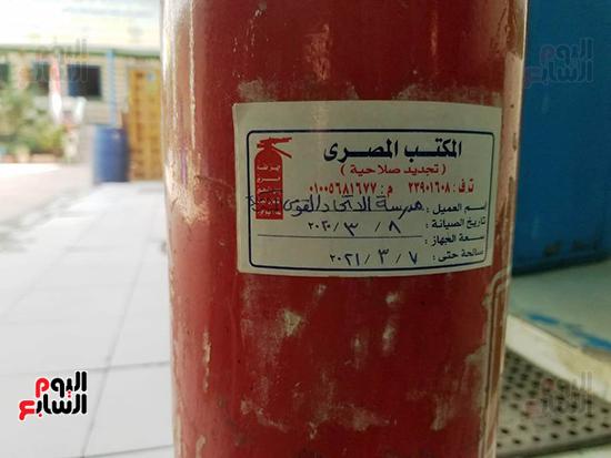 مدارس القاهرة تستعد لانتخابات مجلس الشيوخ 2020 (4)