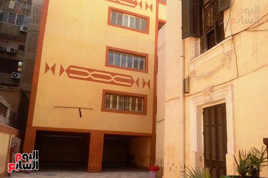 مدارس القاهرة تستعد لانتخابات مجلس الشيوخ 2020 (11)