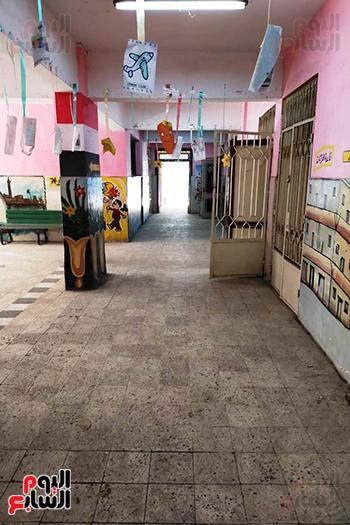 مدارس القاهرة تستعد لانتخابات مجلس الشيوخ 2020 (17)