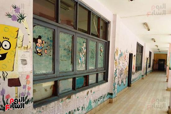 مدارس القاهرة تستعد لانتخابات مجلس الشيوخ 2020 (14)